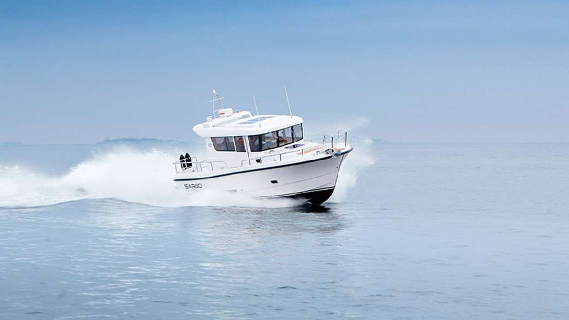 MOTOR BOATS MONTHLY UK / SEPT. 2014