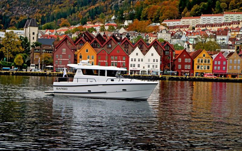 BÅTENS VERDEN NORWAY /  FEB 2017