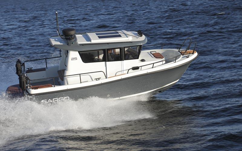Sargo 25 Explorer