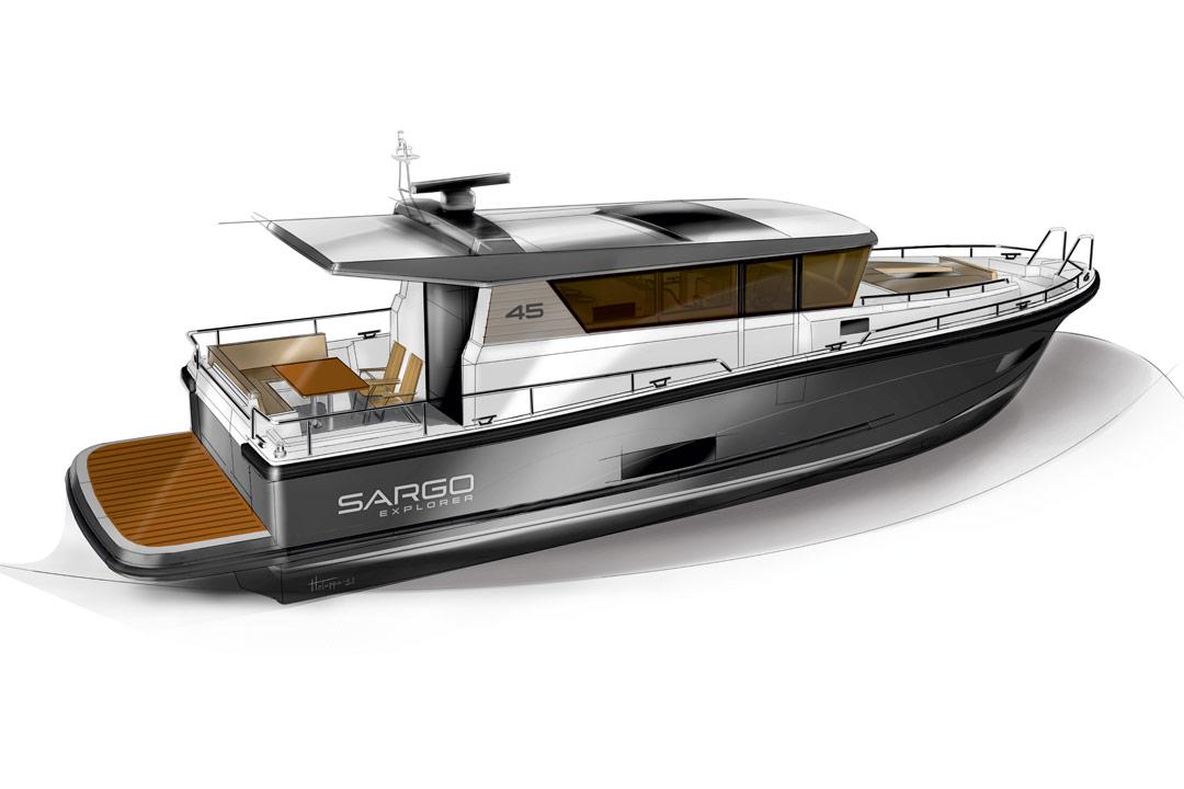 SARGO 45 EXPLORER